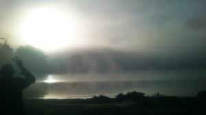pagi berkabut